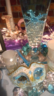 Showcased at the Bridal Show