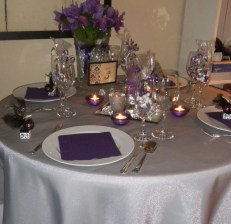 Purple and Silver Grey 016
